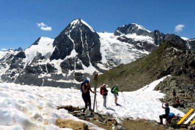 Od Mont Blanc po Matterhorn czyli Haute Route