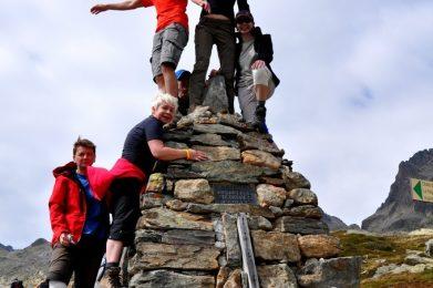 Trekking wokół Mont Blanc