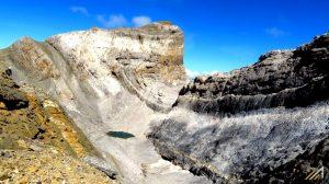 Park Narodowy Ordesa, Pic Du Marbore w grani Cyrku Gavarnie
