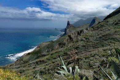 Trekking w Górach Teneryfy (Wyspy Kanaryjskie)