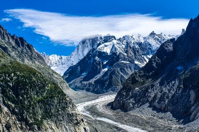 Tour du Mont Blanc/fot. A.Sawicka