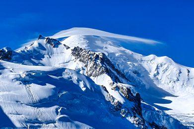 TouTour du Mont Blanc/fot. A.Sawickar du Mont Blanc (Francja - Włochy - Szwajcaria)