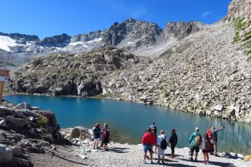 Trekking w Dolomitach Brenta. Adamello - Presanella