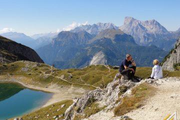 Trekking w Dolomitach. Grupa Civetta (2)