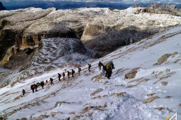 Trekking w Dolomitach. Grupa Sella (4)