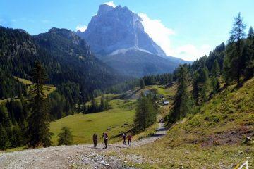 Trekking w Dolomitach. Monte Pelmo