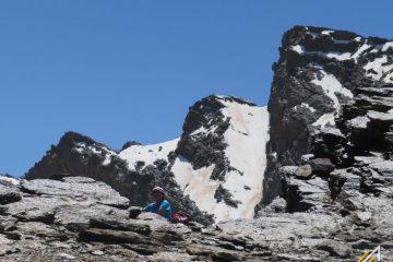 Trekking w Górach Betyckich, Sierra Nevada, Veleta