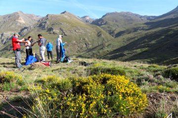 Trekking w Górach Betyckich, Sierra Nevada.