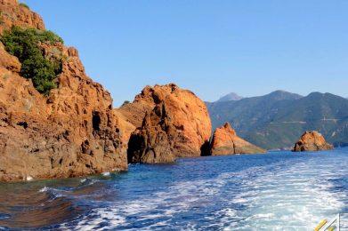Korsyka, Rezerwat Morski Scandola