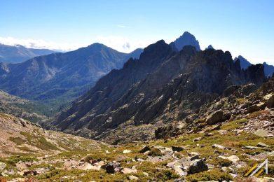 Trekking na Korsyce, szlak GR 20 (2)