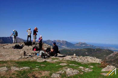Trekking na Korsyce, szlak GR 20