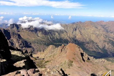 Trekking na Korsyce, szlak GR 20 (4)