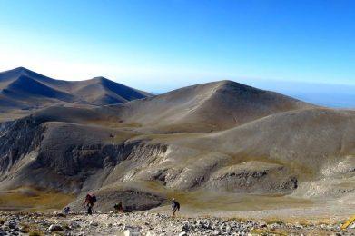 Trekking w Grecji. Park Narodowy Gór Olimpu